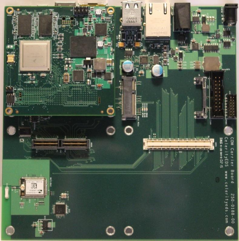 board for compute modul 3